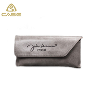 best inexpensive premium leather sunglasses case