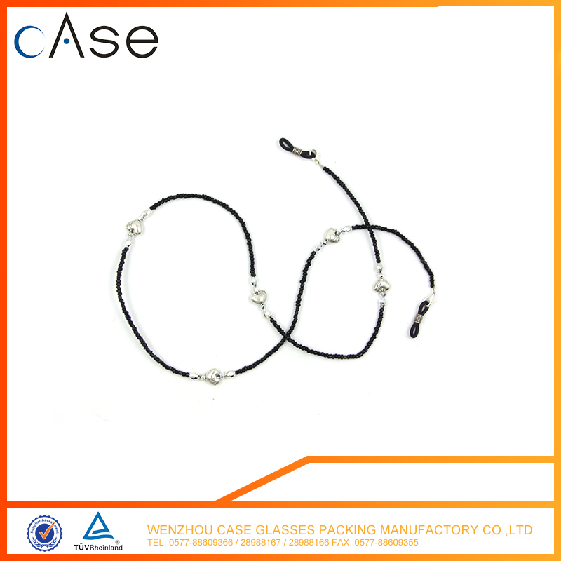E77 WenZhou 2017 Newest beaded glasses cord