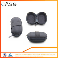 Earphone mini fold eva glasses box case