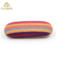 Thermic transfer print microfiber iron glasses cases 2017