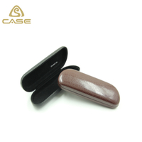 soft glasses case with clip