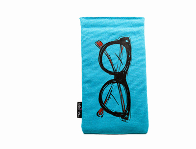 2019 factory supply felt sunglasses pouch
