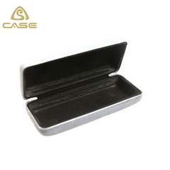 onboard hand operated folding reading glasses with metal case