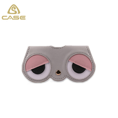 paper fashion sunglasses case leather