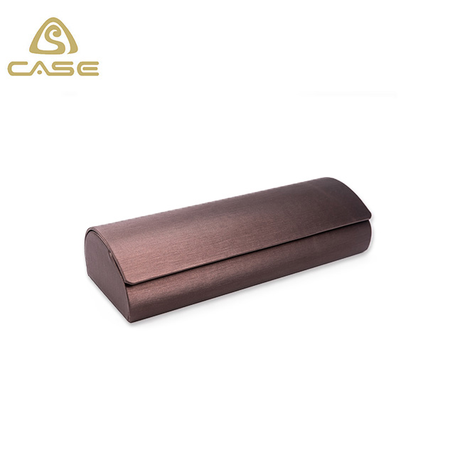 small luxury glasses case leather