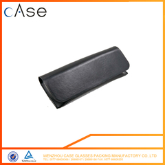New Durable PU Leather Glasses Case Sunglasses Eyeglasses Storage Holder Box Soft Bag Wholesale