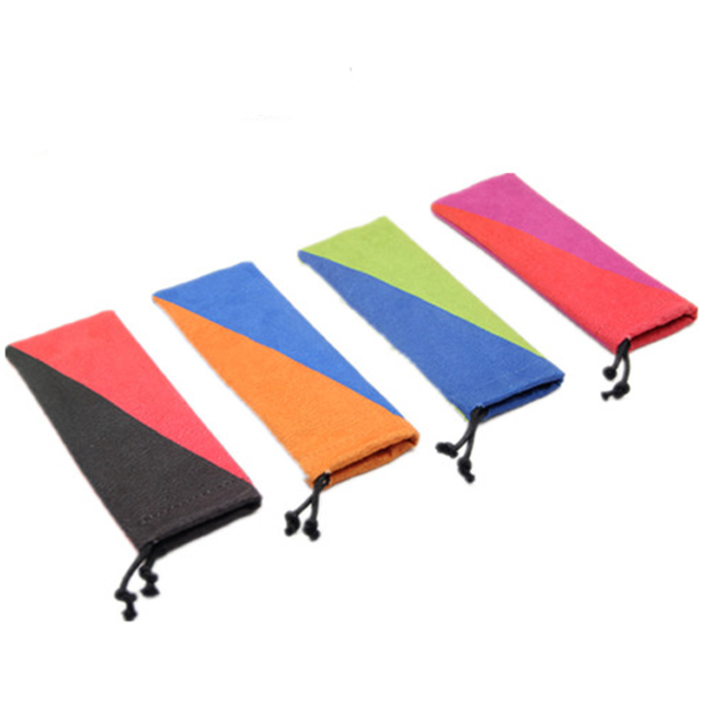 2019 China top quality felt glasses bag