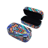 hand high quality metal glasses case