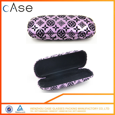 WENZHOU Cheap Personalized Rectangle metal optical tough glasses case