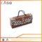 Wenzhou supplier stand up leather hand bag lady fashion gift