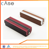2017 fashion handmade reading optical case