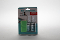 2021 glasses wiper care solution, strong cleaning ability, clean and hygienic