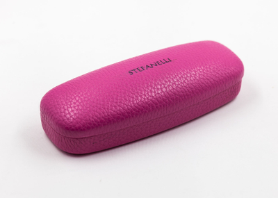 2021 Glasses Case Sunglasses Pink Glasses Case Printed with The LOGO