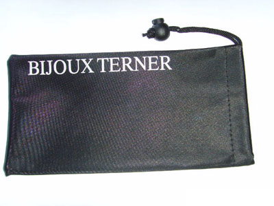 Printed microfibre pouch for sunglasses D53