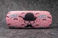 2021 Glasses Box Sunglasses Six Kinds of Styles Printed with Cartoon Design Glasses Box, Lovely And Delicate Style