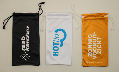 In 2021, There Are Three Styles of Eyeglasses Bags, And The Pocket with The LOGO Printed